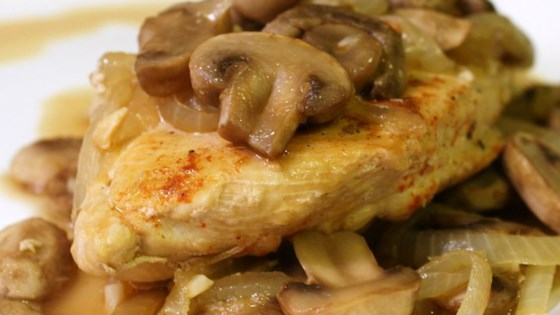 Photo of Paprika Chicken with Mushrooms by MARLANA ADAMEK