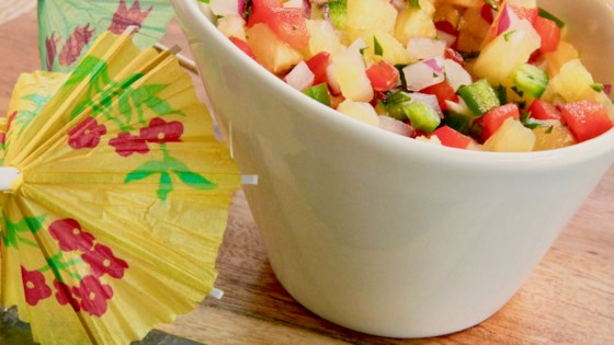 Photo of Fresh Pineapple Salsa  by OFACTO