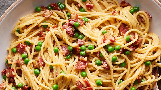 Photo of Easy Ranch Spaghetti Carbonara by Hidden Valley Ranch