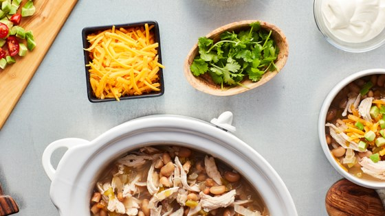 Photo of Hidden Valley® Easy Slow Cooker White Chicken Chili by Hidden Valley Ranch