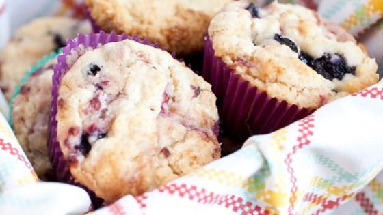 Photo of Berry Lemon Muffins by Almond Breeze
