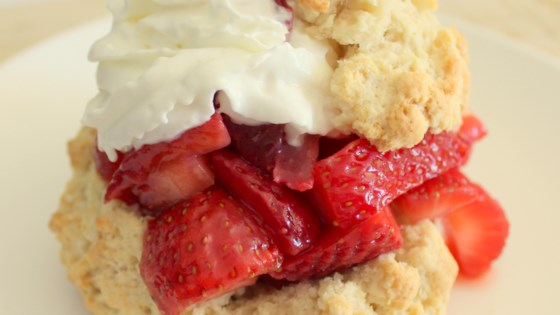 Photo of Classic Strawberry Shortcakes by Bisquick