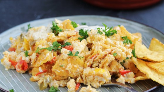 Photo of Chilaquiles Scramble by tomboy