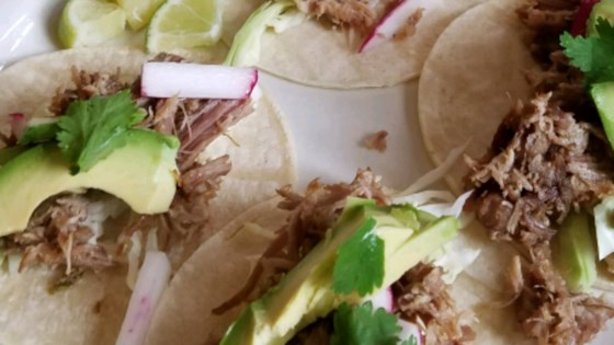 Photo of Pork Carnitas by Nette
