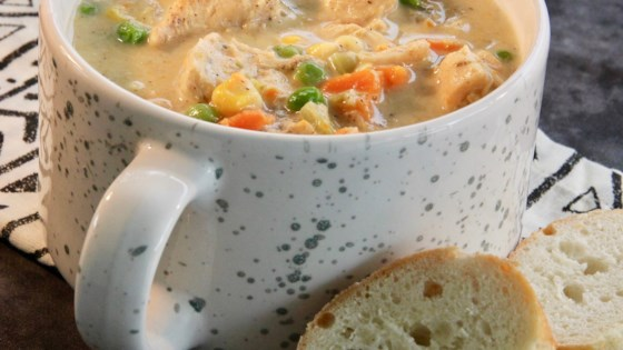 Photo of Instant Pot® Chicken Pot Pie (Crustless and Gluten-Free) by Jane Cooks It Up