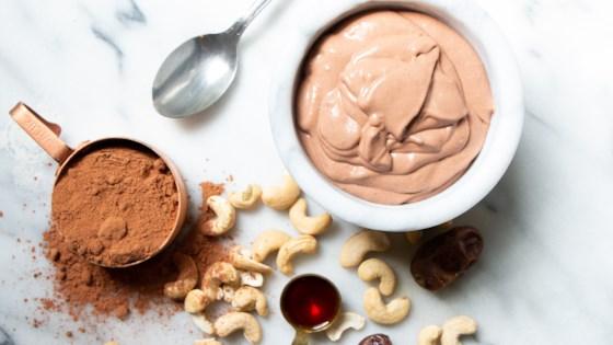 Photo of Chocolate Vegan Nice Cream by Mackenzie Schieck