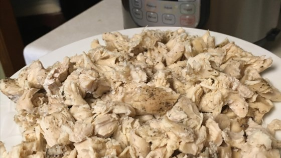 Photo of Instant Pot® Shredded Chicken by Tim Unger