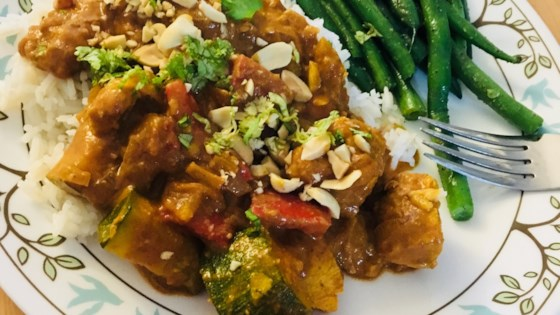 Photo of Chef John's Peanut Curry Chicken by Chef John