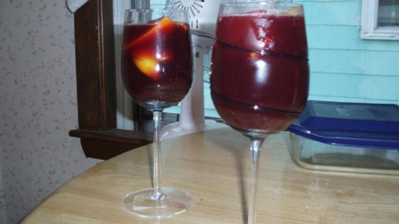 Photo of Sangria Barcelona Style by K.Borg