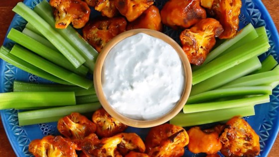 Photo of Baked Buffalo Cauliflower Bites by Saputo
