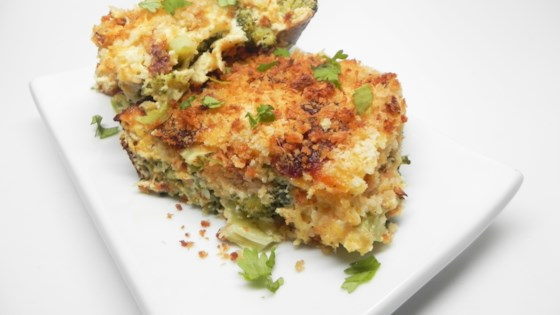 Photo of Three-Cheese Broccoli Gratin by Valeriel