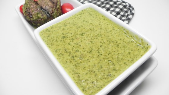 Photo of Chimichurri Steak Sauce by elizabethanderson1
