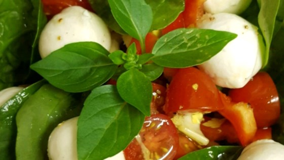 Photo of Bocconcini Salad by Angel
