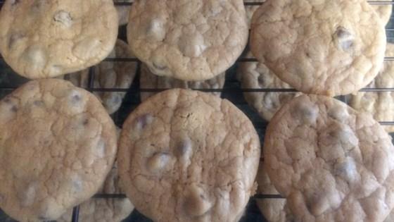Photo of Orange Chocolate Chip Cookies by Rosina