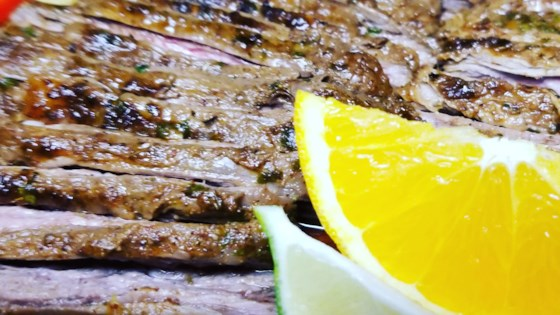 Photo of Citrus Carne Asada Marinade by judy2304