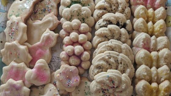 Photo of Grandma's Cutout Sugar Cookies by Laura