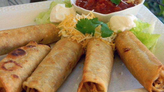 Photo of Crispy Flautas by KIWICOTTONBALL