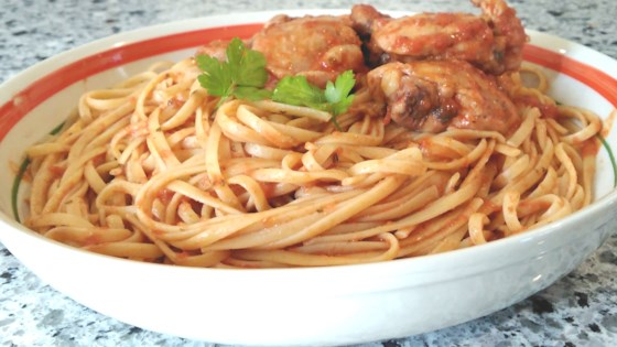Photo of Chicken Cacciatore for the Instant Pot® by Bren