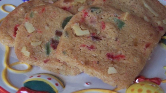 Photo of Fruit and Nut Shortbread by Carol