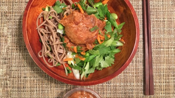 Photo of Easy Thai Peanut Sauce by Darrah