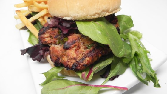Photo of Bacon-Mushroom Turkey Burger by shannadale