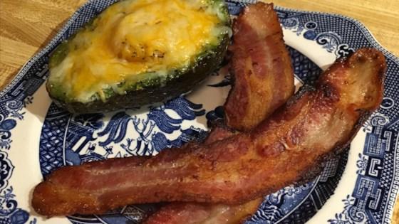 Photo of Keto Diet Avocado Egg Bake by Arabenigma