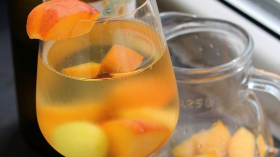 Photo of White Wine Sangria by marisadawn