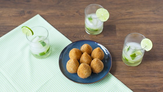 Photo of Coxinhas (Brazilian Chicken Croquettes) by Sarinha