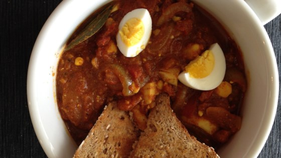 Photo of Spiced Egg Curry by Tarama