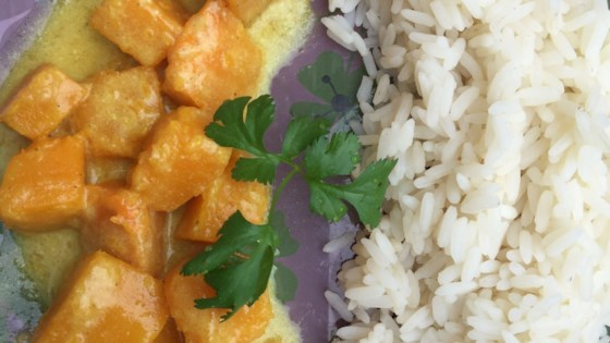 Photo of Vegan Butternut Curry by thetofuqueen