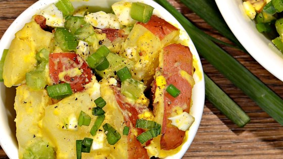 Photo of Easy Instant Pot® Potato Salad by Fioa