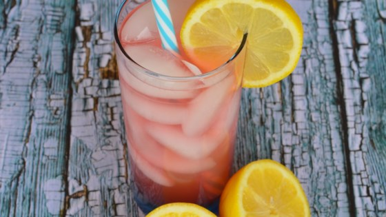 Old-Fashioned Pink Lemonade Recipe