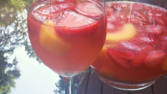 Photo of Berry Lemonade Sangria by Ailee