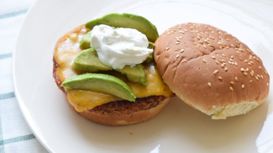 Photo of Mexican Bean Burgers by ANDERVAL