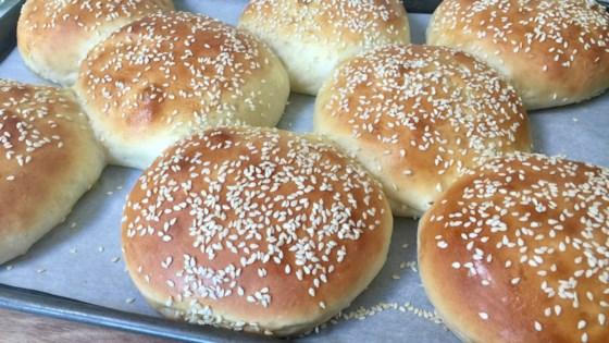 Photo of Homemade Hamburger Buns  by Chef John