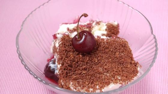 Photo of Black Forest Cherry Dessert by Silke