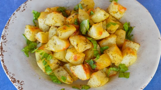 Photo of Laura's Lemon Roasted Potatoes by Laura