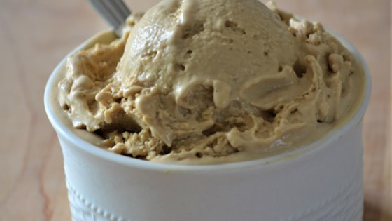 Photo of Buttermilk-Molasses Ice Cream by Kim