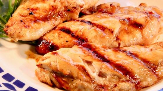 Photo of Apple Honey Glazed Chicken by efisher