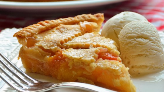 Photo of Chef John's Peach Pie by Chef John