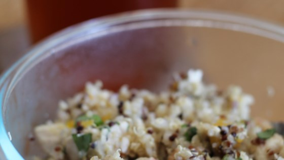 Photo of Quinoa Salad with Dried Fruit and Nuts by NATALIE17