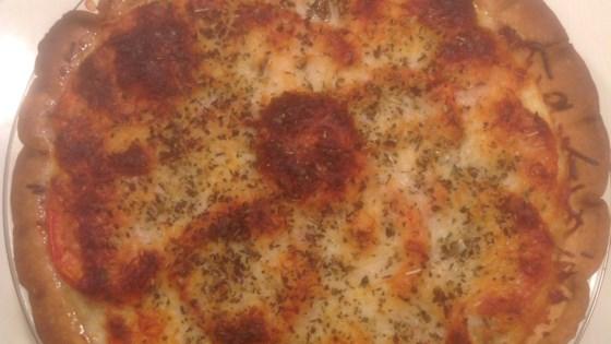 Photo of Tomato Sausage Tart by DOREENBUCH