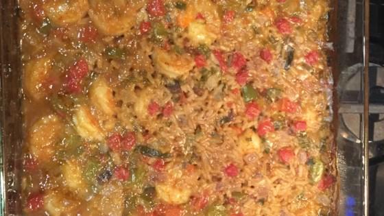 Photo of Big Easy Shrimp Rice by Kandace Armand Pierce