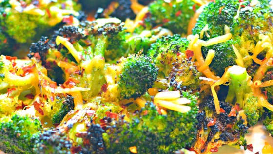 Photo of Cheesy Grilled Broccoli by bd.weld