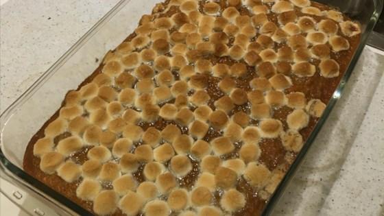 Photo of Sweet Potato Pudding by TONIQ