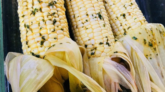 Photo of Smoked Corn on the Cob by Elizabeth