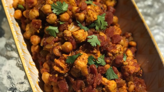 Photo of Quorn™ and Chickpea Curry by Julie MacMillan