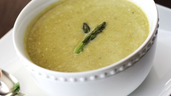 Photo of Cream of Asparagus Soup II by CORWYNN DARKHOLME