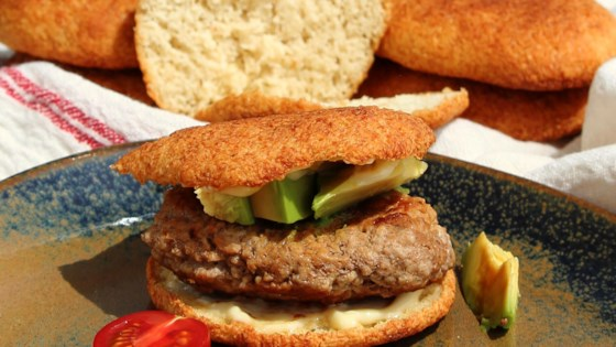 Photo of Keto Hamburger Buns by linda nofsinger