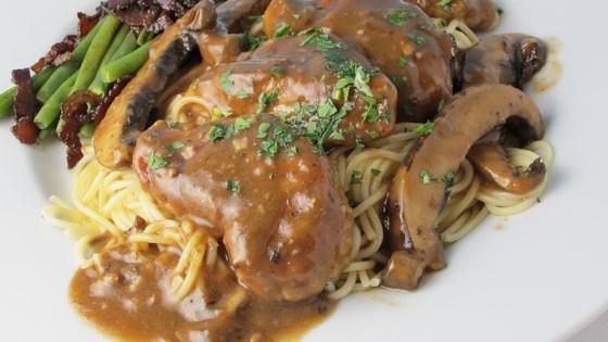Chicken Marsala With Portobello Mushrooms Recipe Allrecipes